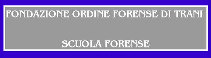 SFO - Scuola Forense Trani