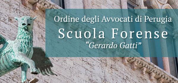 SFO - Scuola Forense Perugia
