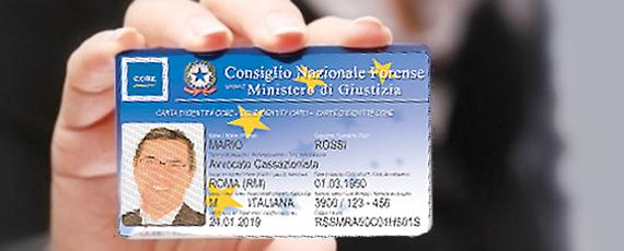 CCBE - Id CARD