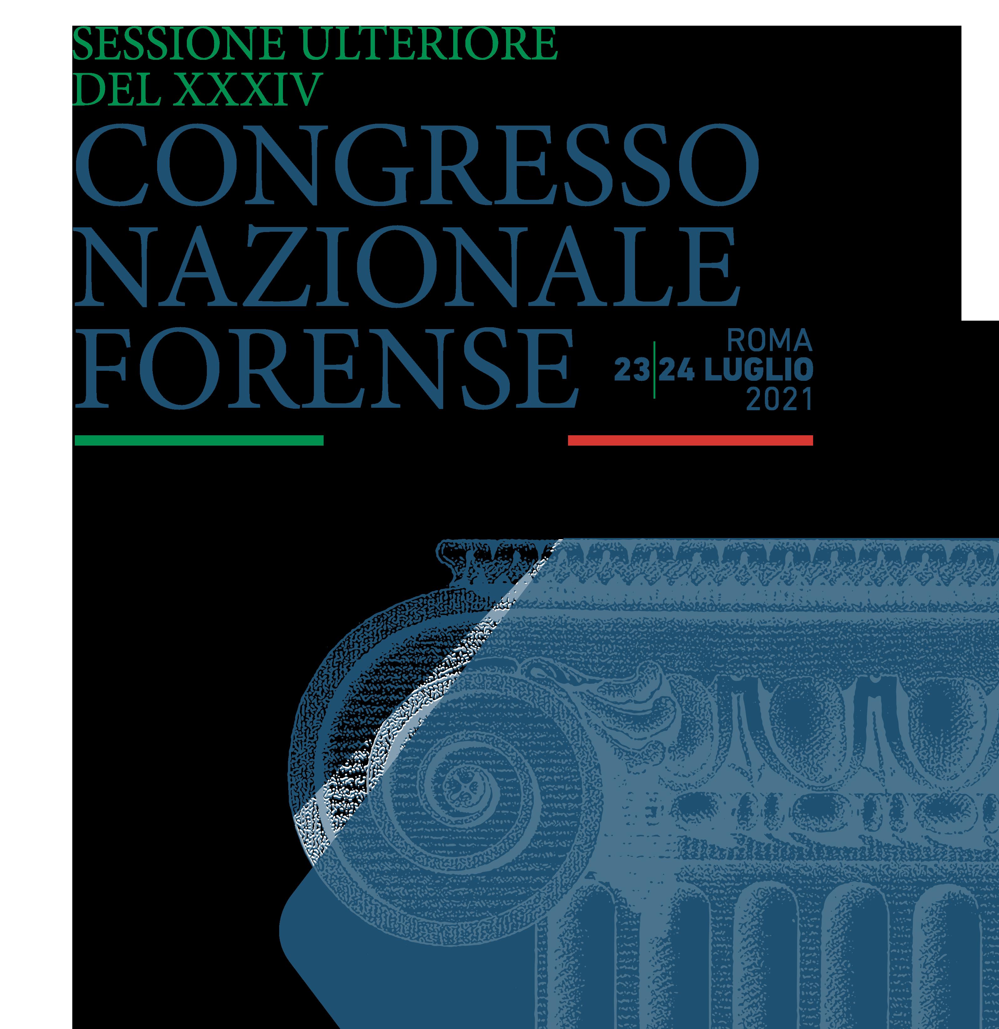 XXXIV Congresso Nazionale Forense