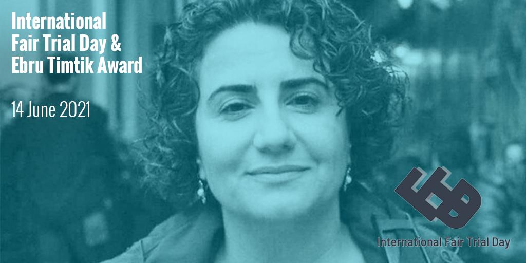 Giornata internazionale dell'equo processo e del Premio Ebru Timtik