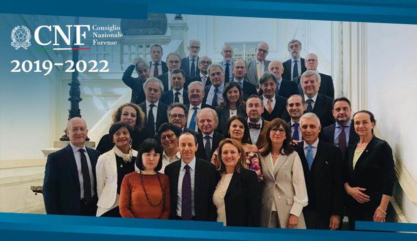 Insediato il CNF 2019 - 2022
