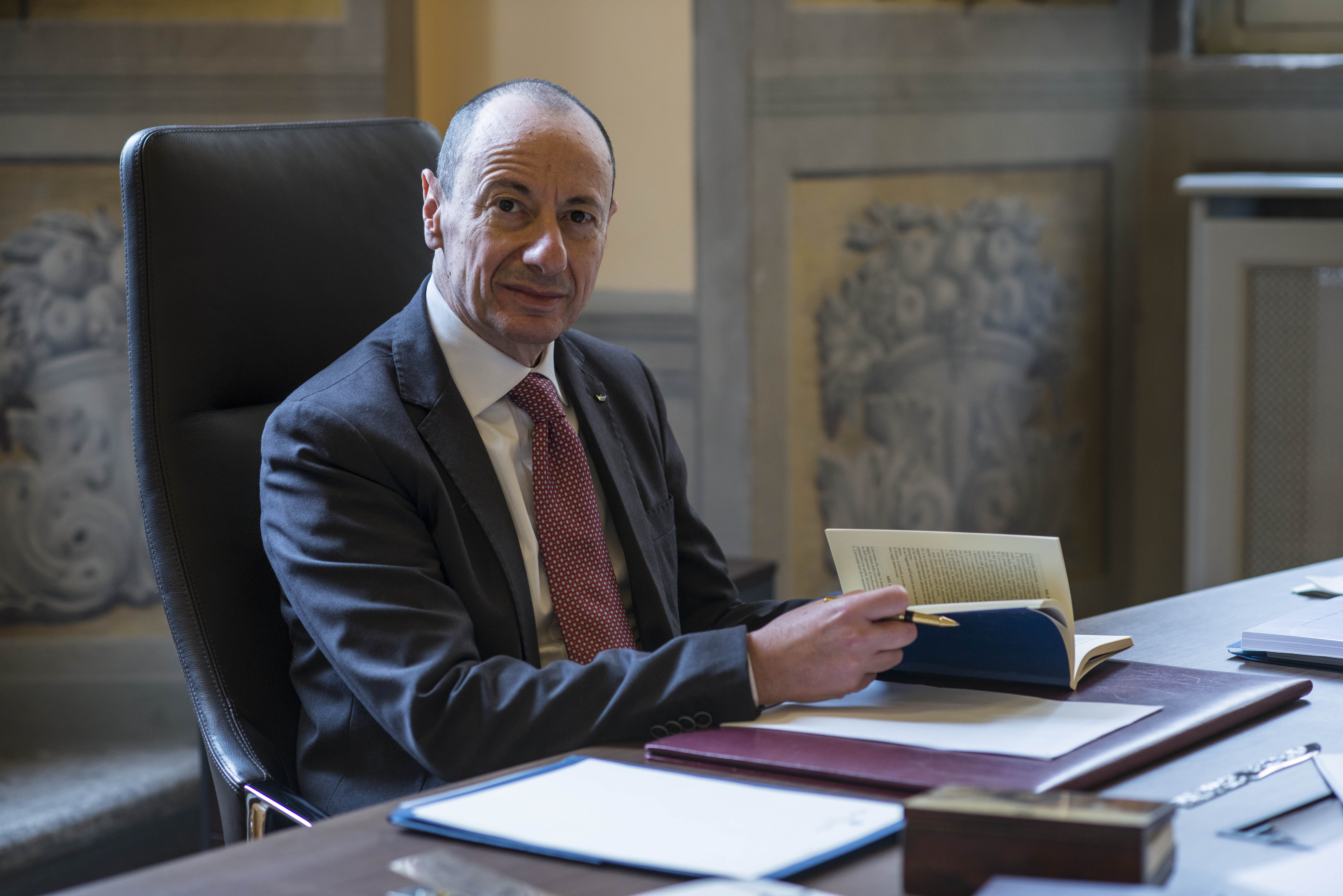 Mascherin sul Corriere della Sera: «Sul garantismo si reggono le democrazie evolute»