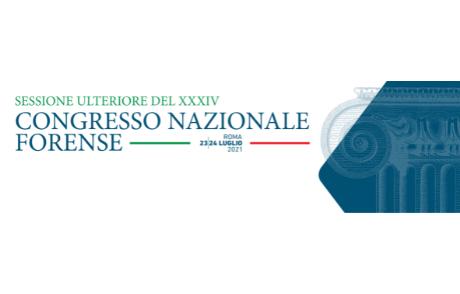 Il 21 luglio al CNF la conferenza stampa di presentazione della sessione ulteriore del Congresso forense