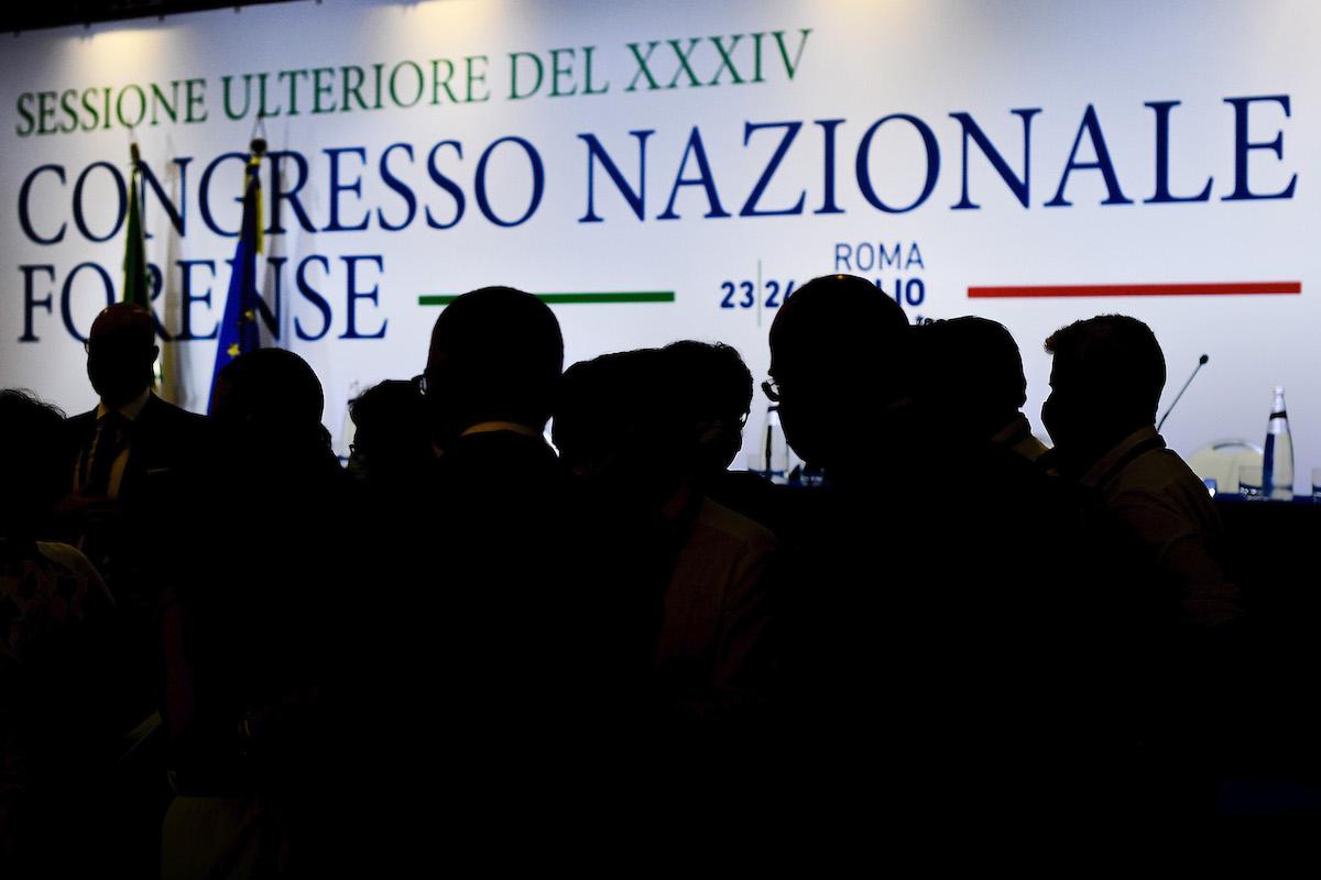 XXXIV Congresso Nazionale Forense - sessione ulteriore 2021
