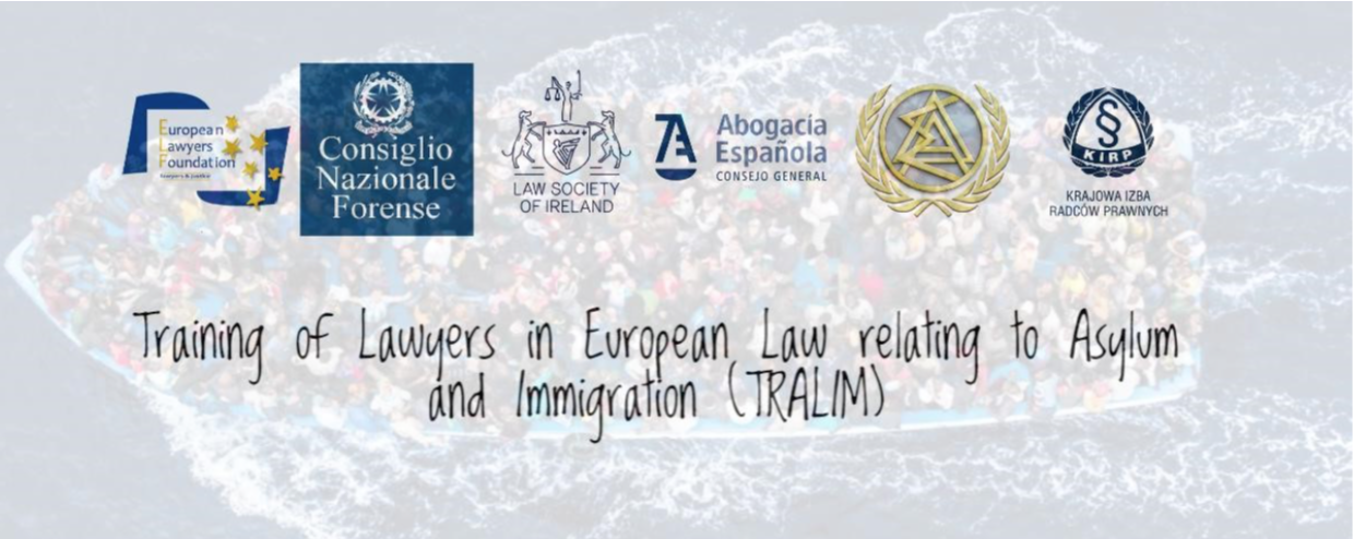 TRALIM - Training of Lawyers on European Law relating to Asylum and Immigration