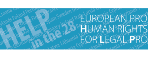 HELP in the 28 - Human Rights Educational for Legal Professional